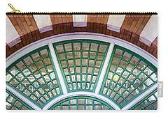 Windows Of Ybor Carry-all Pouch by Carolyn Marshall