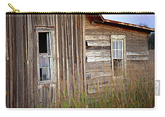 Carry-all Pouch featuring the photograph Windows On The World by Gordon Elwell
