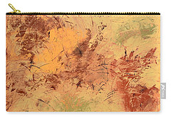 Carry-all Pouch featuring the painting Windy Day by Linda Bailey