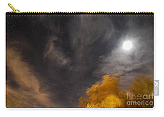 Windy Night Carry-all Pouch by Angela J Wright