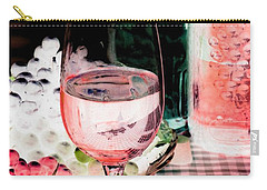 Wine Country - Photopower 03 Carry-all Pouch by Pamela Critchlow