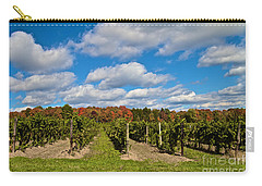 Wine In Waiting Carry-all Pouch