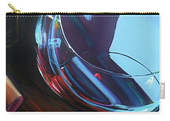 Wine Reflections Carry-all Pouch