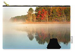 Winnsboro Reservoir-1 Carry-all Pouch by Charles Hite