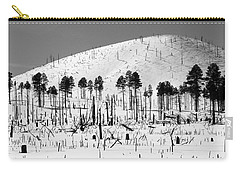 Winter After Fire-san Francisco Peaks Carry-all Pouch