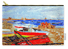 Winter At Provincetown Carry-all Pouch