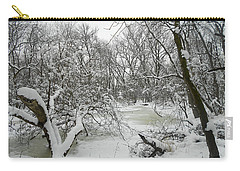 Winter Forest Series 3 Carry-all Pouch