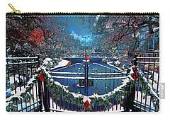 Winter Garden Carry-all Pouch by Michael Rucker