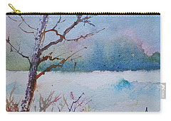 Winter Loneliness Carry-all Pouch
