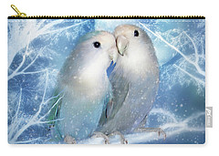 Winter Love Carry-all Pouch