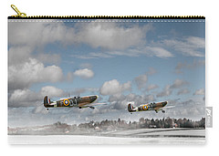 Winter Ops Spitfires Carry-all Pouch
