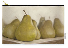 Winter Pears Carry-all Pouch