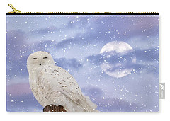 Winter Solstice Carry-all Pouch by Heather King