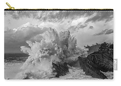 Winter Storms Carry-all Pouch by Patricia Davidson