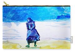 Winter Tide Walker Carry-all Pouch