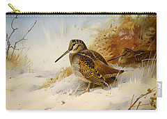 Winter Woodcock Carry-all Pouch