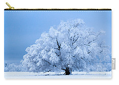 Winter's Majesty Carry-all Pouch