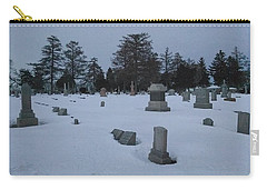 Winters Rest Carry-all Pouch