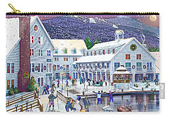 Wintertime At Waterville Valley New Hampshire Carry-all Pouch