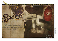 Wisconsin Sports Carry-all Pouch