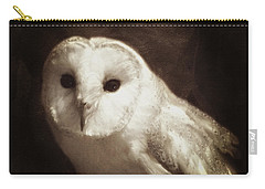 Wisdom Of An Owl Carry-all Pouch