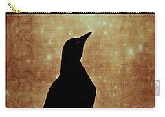 Wish You Were Here 1 Carry-all Pouch by Carol Leigh