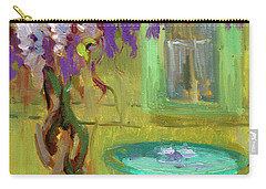 Wisteria At Hotel Baudy Carry-all Pouch