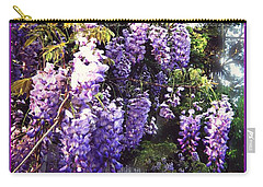 Wisteria Dreaming Carry-all Pouch