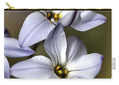 Carry-all Pouch featuring the photograph With Company by Joy Watson