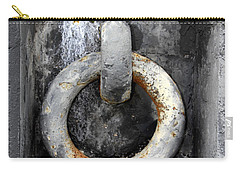With This Ring In Key West Carry-all Pouch by Bob Slitzan