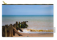Withernsea Groynes Carry-all Pouch