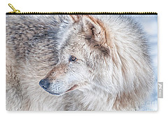 Wolf In Disguise Carry-all Pouch