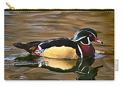 Wood Duck Beauty Carry-all Pouch