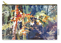 Wood Song Carry-all Pouch