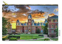 Woodburn Hall Evening Sunset Carry-all Pouch