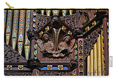 Wooden Angels Ely Cathedral Carry-all Pouch