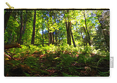 Woodland Carry-all Pouch by Lars Lentz