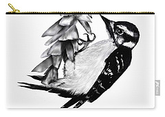 Woodpecker Carry-all Pouch by Terry Frederick