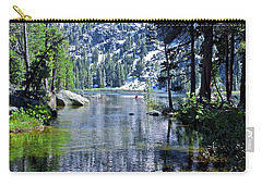 Woods Lake Carry-all Pouch