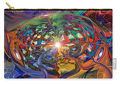 World Within A World Carry-all Pouch