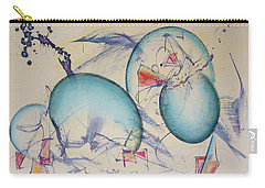 Worlds In Genesis Carry-all Pouch
