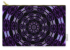 Wormhole Carry-all Pouch by Robyn King