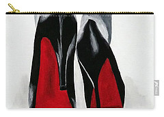 Worth A Million Carry-all Pouch by Rebecca Jenkins
