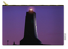 Carry-all Pouch featuring the photograph Wright Brothers Memorial by Greg Reed