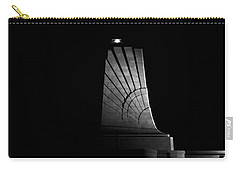 Carry-all Pouch featuring the photograph Wright Brothers National Memorial by Greg Reed