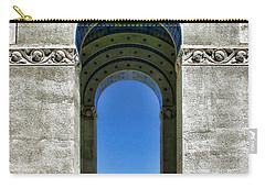 Wrigley's Memorial By Diana Sainz Carry-all Pouch