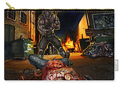 Wrong Turn Carry-all Pouch