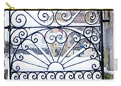 Wrought Iron Snow Carry-all Pouch