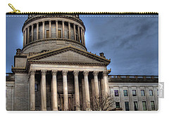 Wv Capital Building 2 Carry-all Pouch
