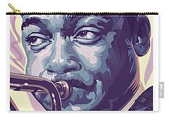 Wynton Marsalis Portrait 2 Carry-all Pouch
